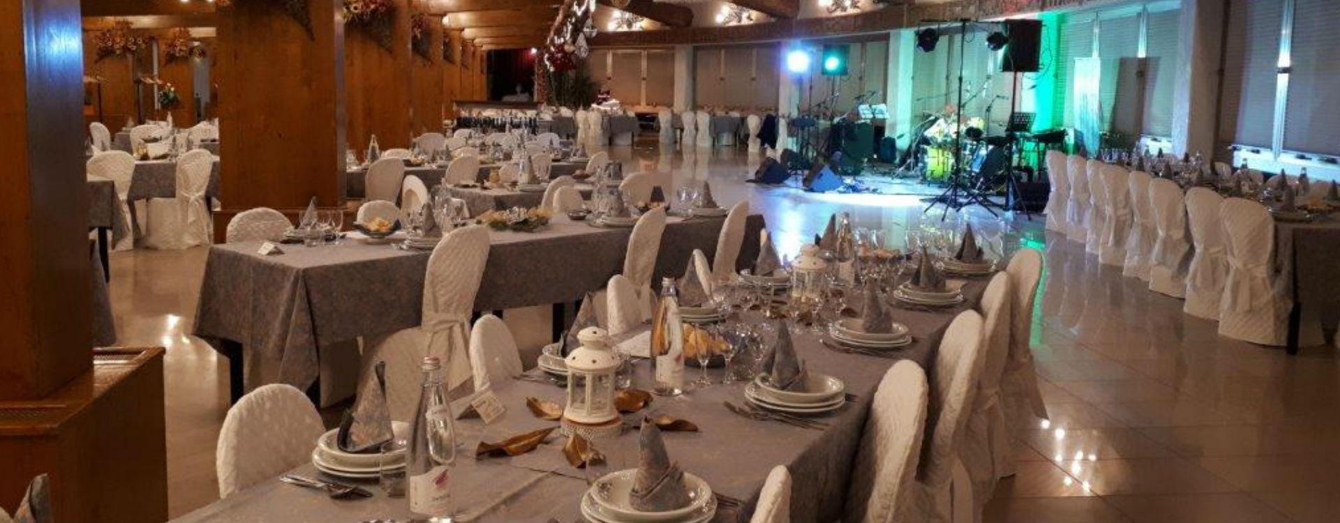 Capodanno in Appennino: Cenone e divertimento all'Hotel Mazzieri